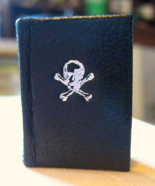 Miniature book by Peter & Donna Thomas