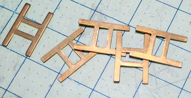 Tape keys for bookbinding sewing frame