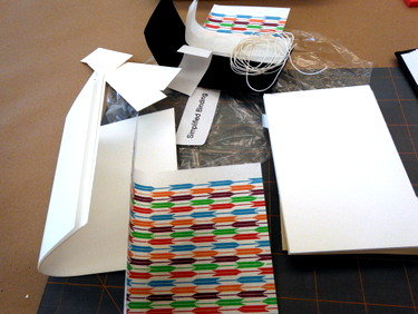 Materials kit for simplified binding