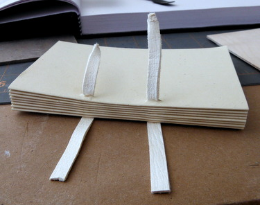 Scaleboard binding in process