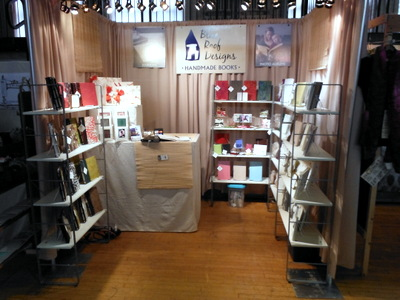 Craft show booth - Blue Roof Designs