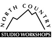 North Country Studio Workshops logo