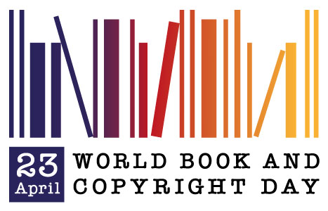 World Book and Copyright Day logo