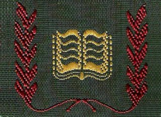 South Africa Scouts - Reader badge