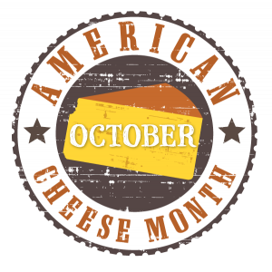American Cheese Month logo