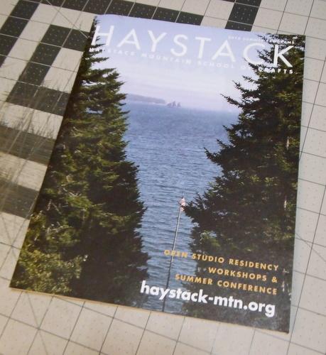 Haystack 2016 catalog