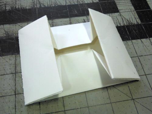 Rectangular Masu box