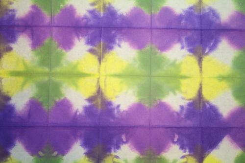 Shibori paper