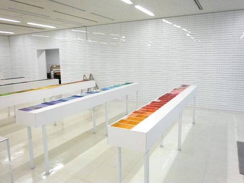 Interior of TAKEO, Tokyo
