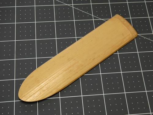 Bamboo folder