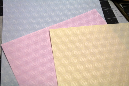 Machine-made papers from Echizen