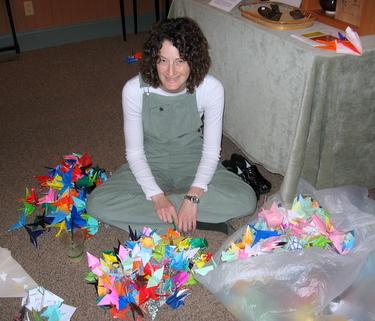 Paper Cranes: Amazon.com | 321x375