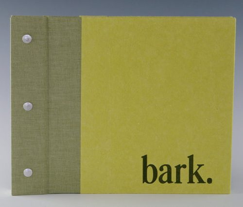 Bark photo album - small