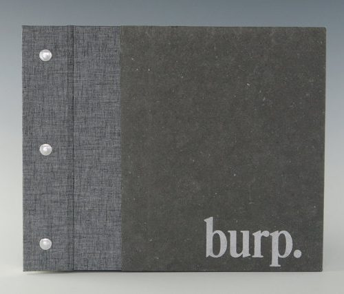 Burp photo album - small