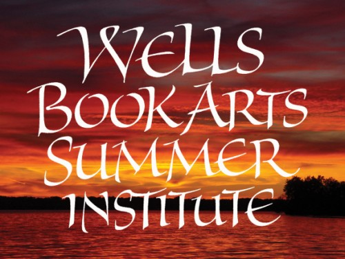 Wells College Book Arts logo