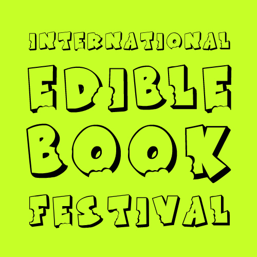 International Edible Book Festival logo