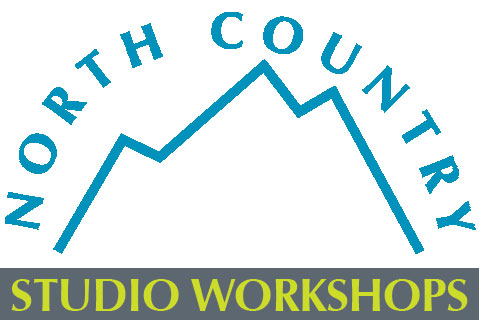 North Country Studio Workshops logo