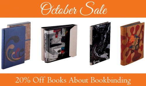 Oak Knoll Books - October sale ad